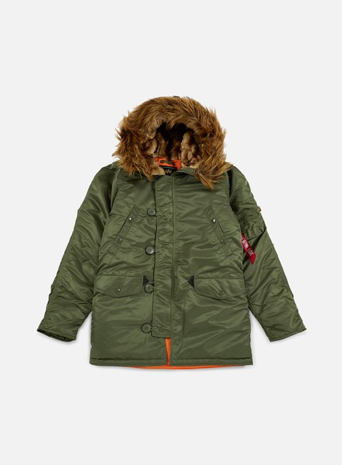 Sale Outlet Intermediate Jackets Alpha Industries N3B VF 59 Flight Jacket
