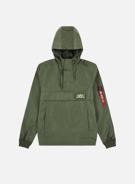 Alpha Industries TT Anorak LW Jacket