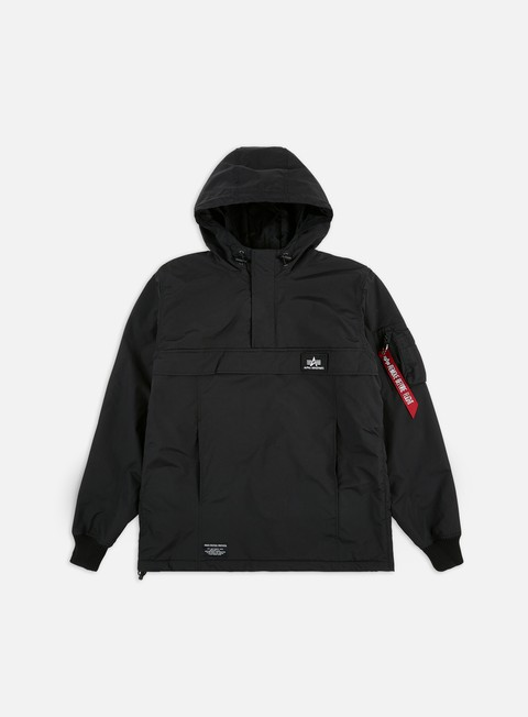Outlet e Saldi Giacche Invernali Alpha Industries WP Nasa Anorak