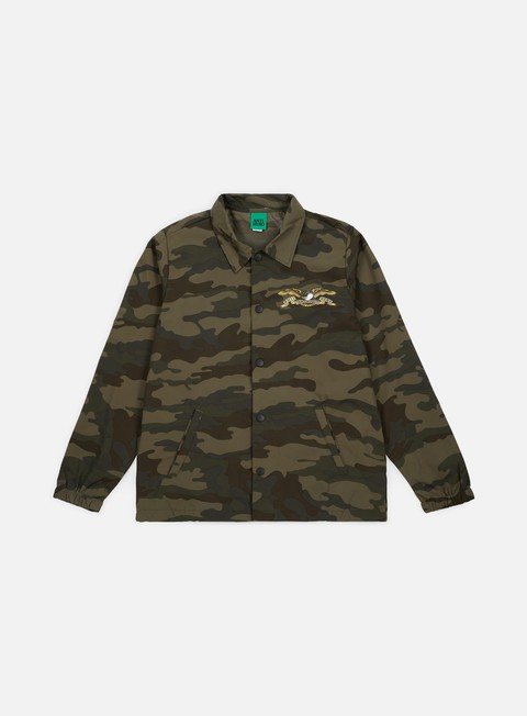 Outlet e Saldi Giacche Leggere Antihero Stock Basic Eagle Jacket