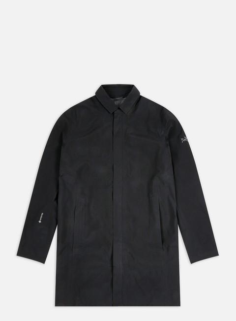Hardshell Arc'Teryx Keppel Trench Coat