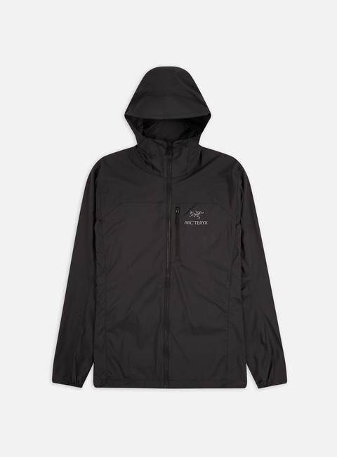 Windbreaker Arc'Teryx Squamish Hoody Jacket