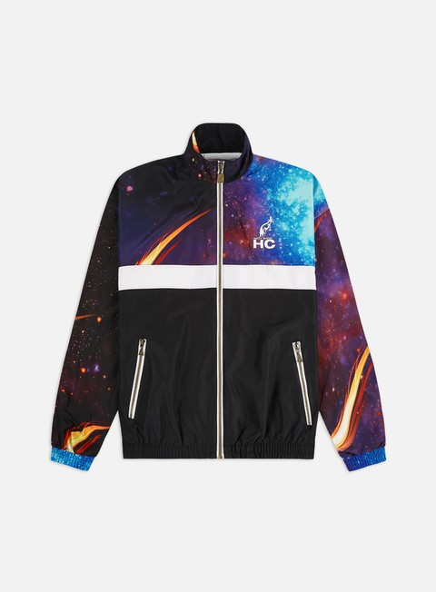 Light Jackets Australian Apocalypse Half Printed Jacket