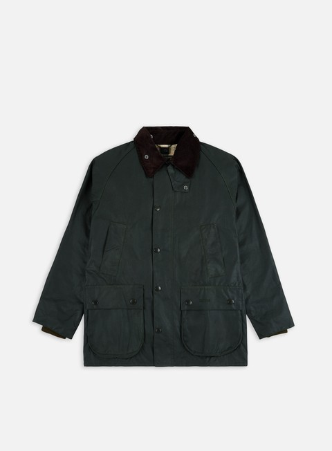 Giacche intermedie Barbour Bedale Wax Jacket