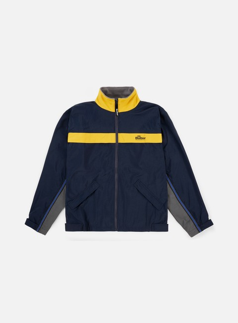 Outlet e Saldi Giacche Intermedie Butter Goods Cold Front Tracksuit Jacket