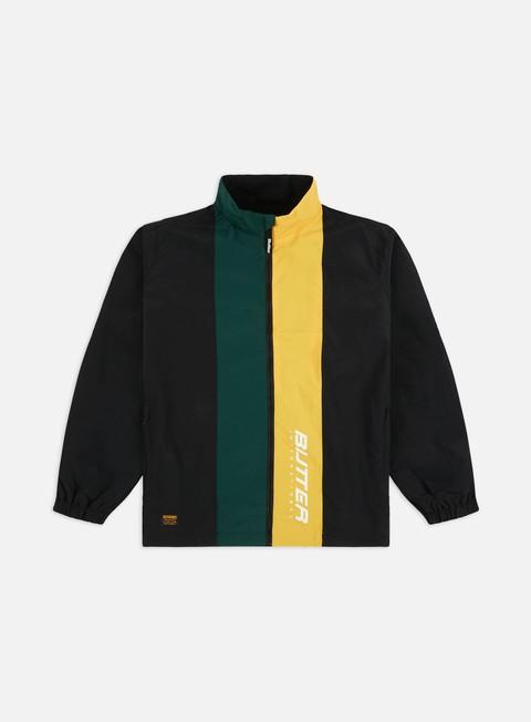 Outlet e Saldi Giacche Leggere Butter Goods Runner Track Suit Jacket