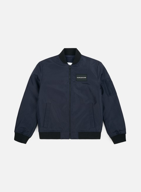 Sale Outlet Intermediate Jackets Calvin Klein Jeans Bomber Jacket