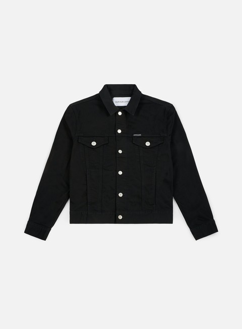 Sale Outlet Light Jackets Calvin Klein Jeans Classic Trucker Jacket
