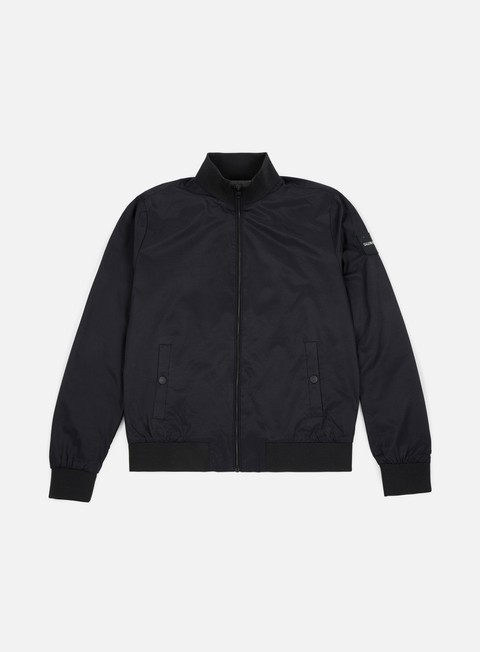 Outlet e Saldi Giacche Leggere Calvin Klein Jeans Double Side Pocket  Bomber Jacket