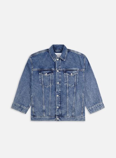 Calvin Klein Jeans Extreme Oversized Denim Jacket