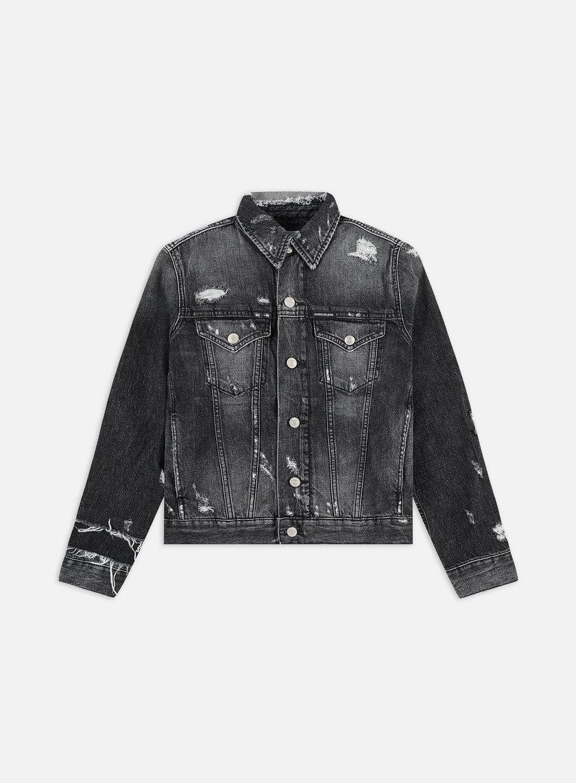 Calvin Klein Jeans Foundation Slim Denim Jacket