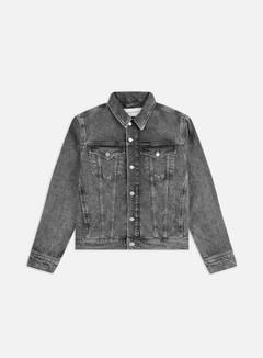 Calvin Klein Jeans - Foundation Slim Denim Jacket, Grey