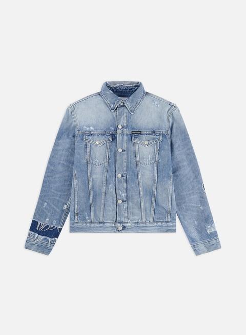 release date: ba1d0 3a637 Foundation Slim Denim Jacket