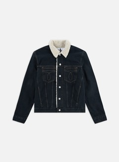 Calvin Klein Jeans Iconic Omega Sherpa Jacket