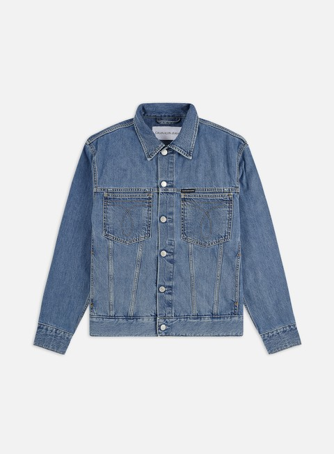 Calvin Klein Jeans Iconic Oversized Denim Jacket