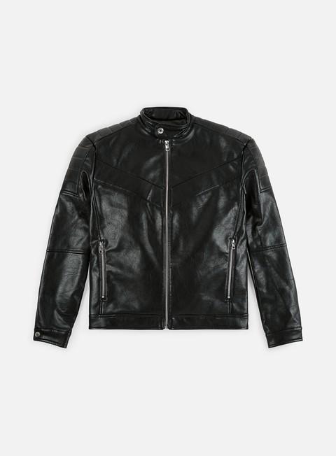 Outlet e Saldi Giacche Intermedie Calvin Klein Jeans Moto Racer Jacket
