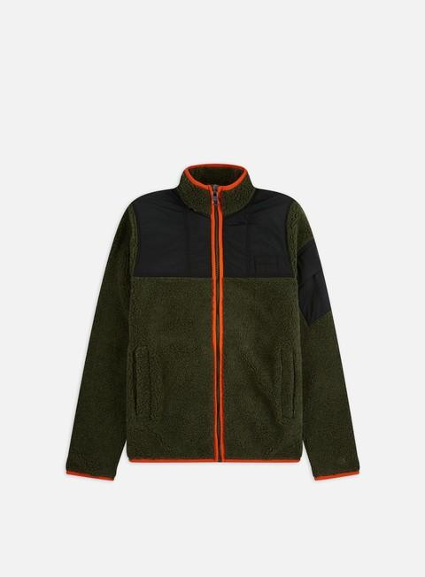 Calvin Klein Jeans Sherpa Zip Through Jacket