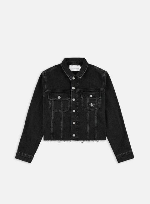 Calvin Klein Jeans WMNS Cropped 90S Denim Jacket