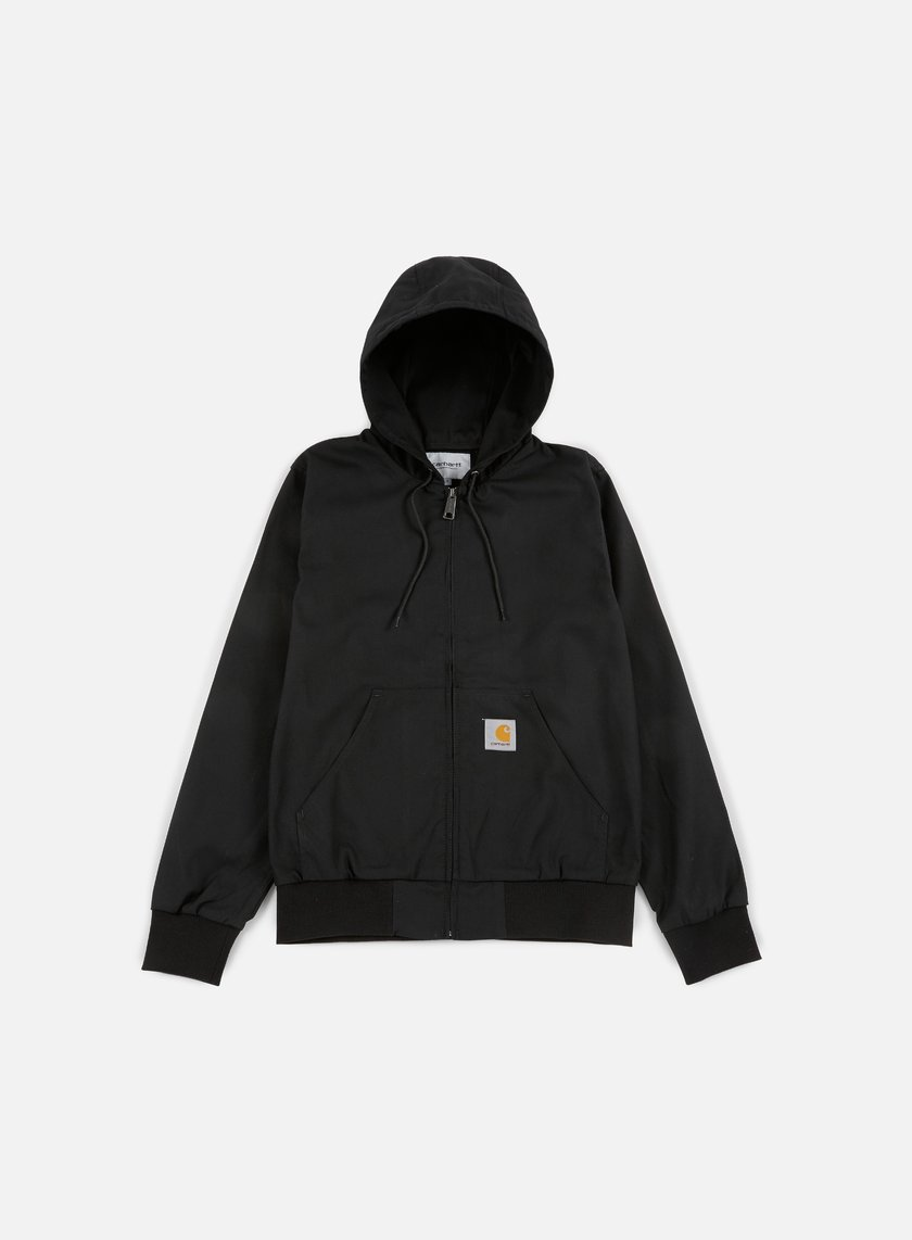 Carhartt - Active Jacket, Black Rigid