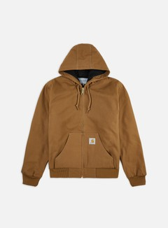 Carhartt - Active Jacket, Hamilton Brown Rigid