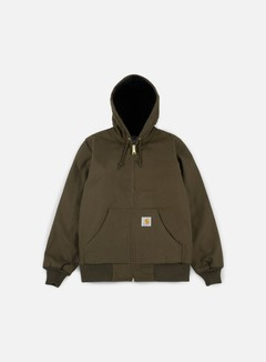 Carhartt - Active Jacket, Tobacco 1