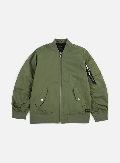 giacche carhartt adams jacket dollar green
