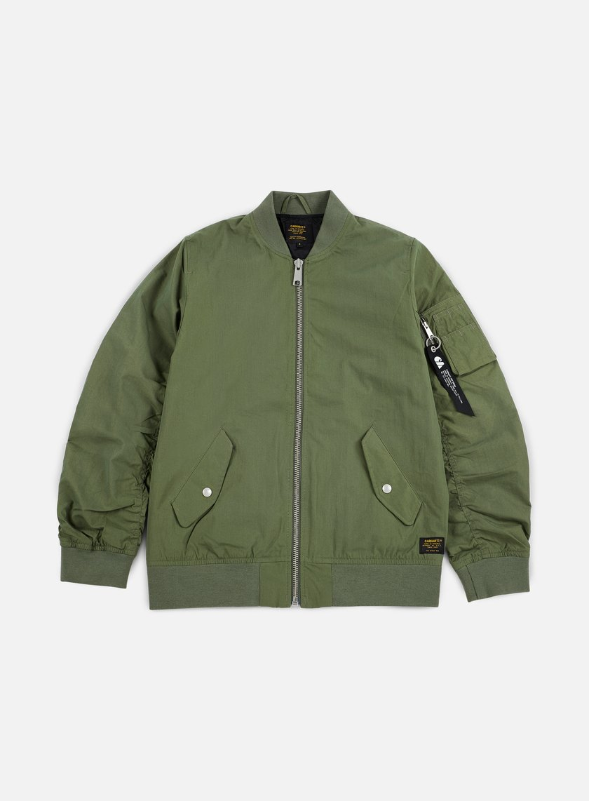 Carhartt - Adams Jacket, Dollar Green