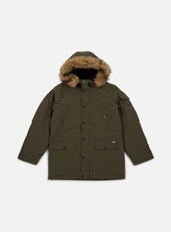 Carhartt - Anchorage Parka, Cypress/Black