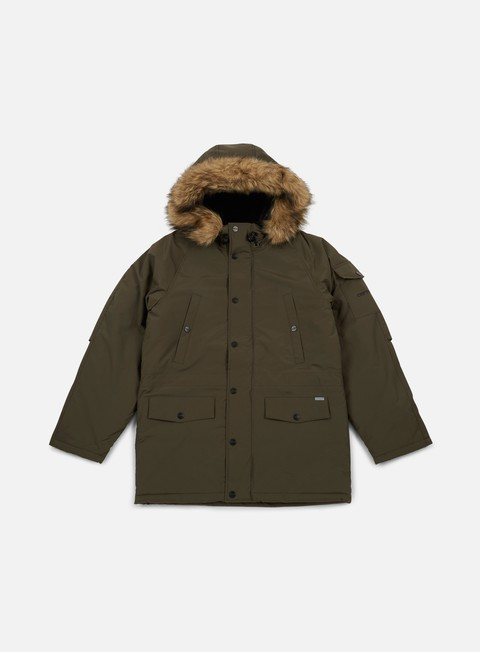 giacche carhartt anchorage parka cypress black