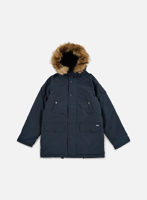 giacche carhartt anchorage parka navy black