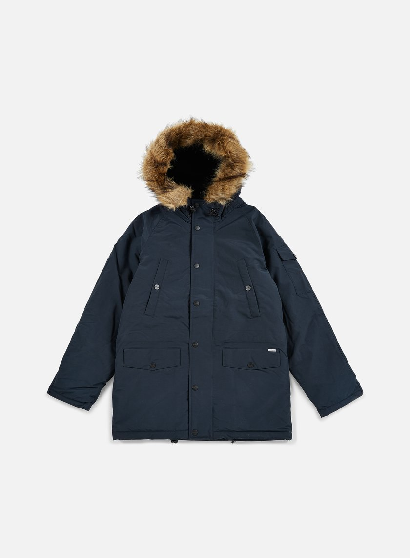 Carhartt - Anchorage Parka, Navy/Black