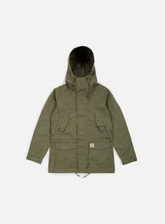 Carhartt - Battle Parka, Leaf 1