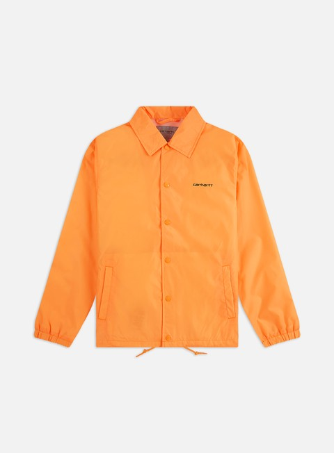 Sale Outlet Light Jackets Carhartt Carhartt Script Coach Jacket