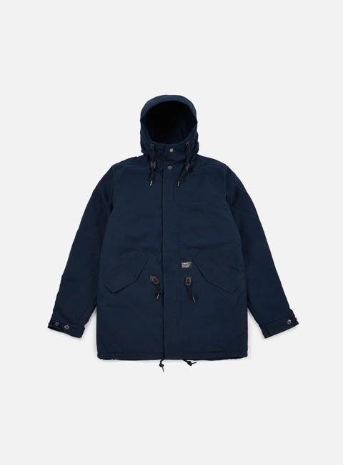 giacche carhartt clash parka navy