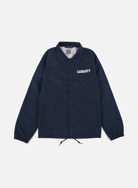 Giacche Leggere Carhartt College Coach Jacket