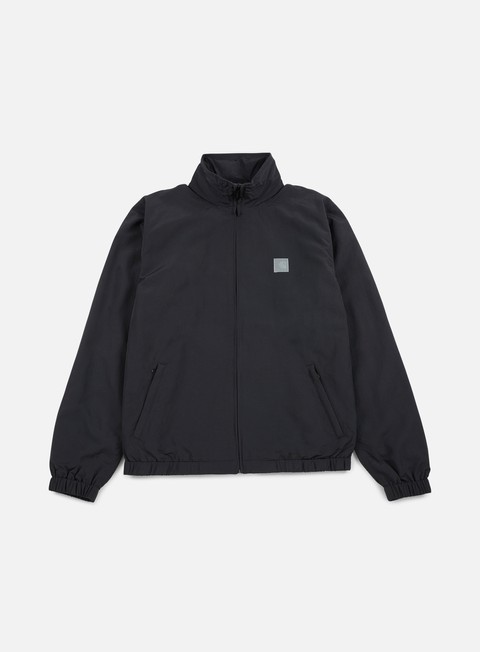 giacche carhartt cross jacket black