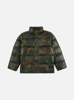 Carhartt - Deming Jacket, Camo Evergreen/Brick Orange