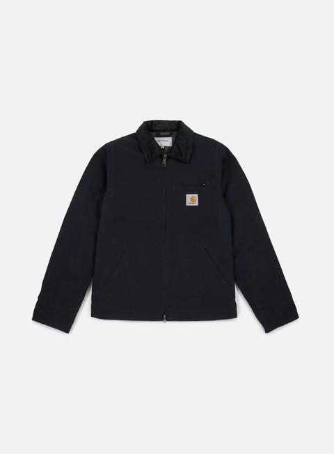 giacche carhartt detroit jacket dark navy