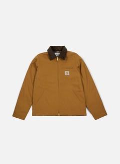 Carhartt - Detroit Jacket, Hamilton Brown