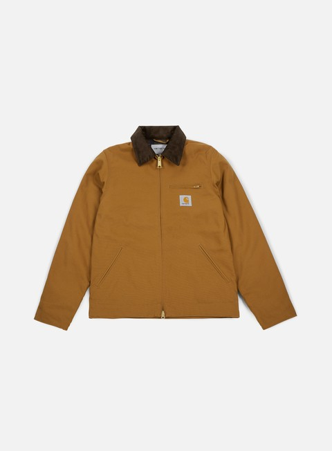 giacche carhartt detroit jacket hamilton brown