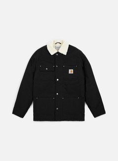 Carhartt - Fairmount Coat, Black