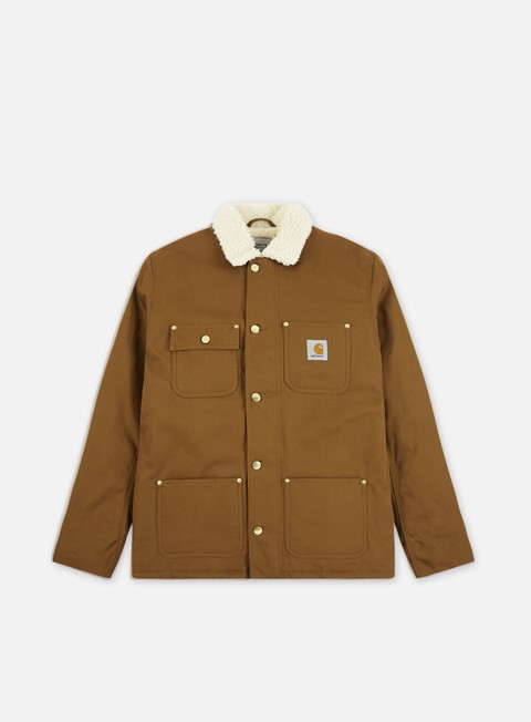 Outlet e Saldi Giacche Intermedie Carhartt Fairmount Coat