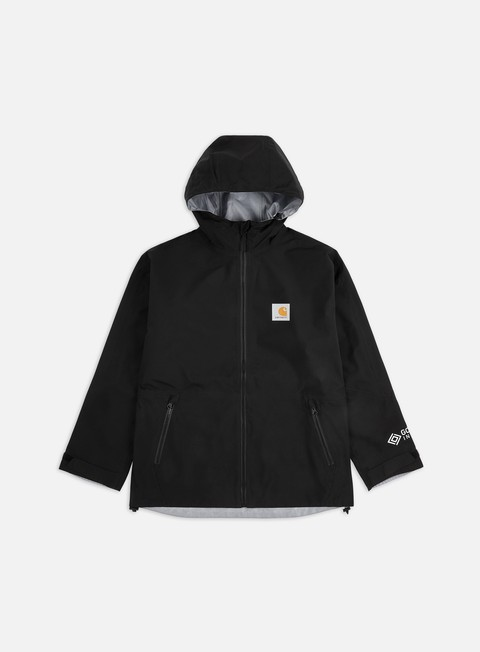 Giacche con Cappuccio Carhartt Gore Tex Point Jacket