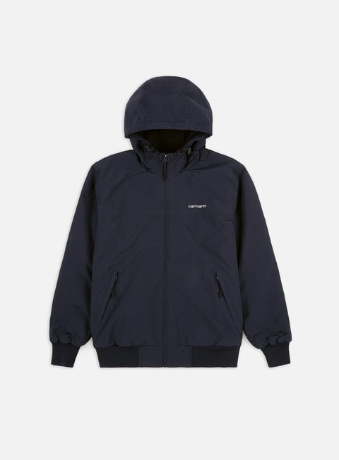 Outlet e Saldi Giacche Intermedie Carhartt Hooded Sail Jacket
