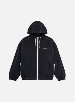 Carhartt - Kastor Jacket, Dark Navy/White