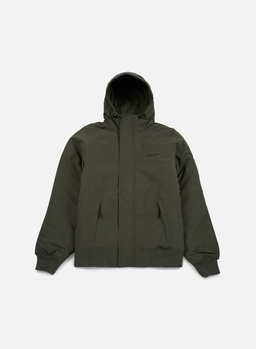 Carhartt - Kodiak Blouson, Laurel/Black
