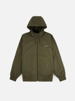 Carhartt - Marsh Jacket, Cypress/White