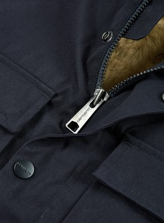 Carhartt - Mentley Jacket, Dark Navy 4