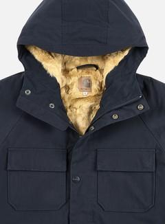 Carhartt - Mentley Jacket, Dark Navy 8