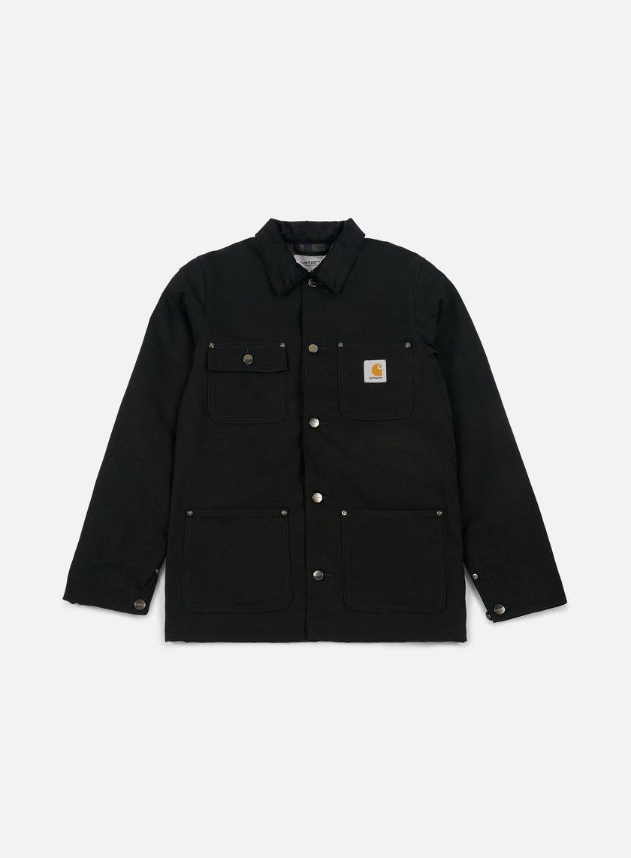 Carhartt - Michigan Chore Coat, Black